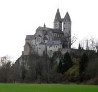 Lubentiuskirche in Dietkirchen