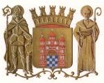Stadtwappen von Oudenburg
